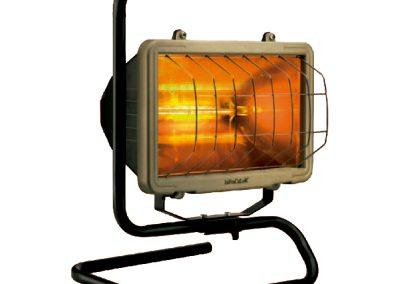 M CONFORT Waterproof Calefactor halógeno infrarrojo